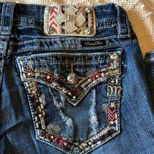 Miss Me mid-rise jeans
